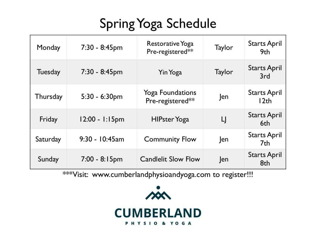 Spring Schedule final-1